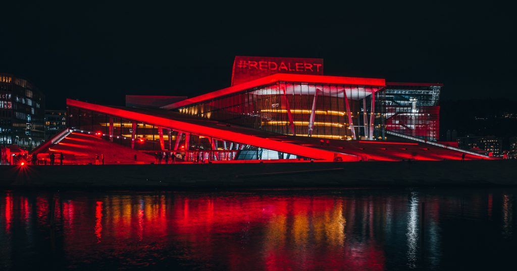 Den Norske Opera & Ballett, Redalertnorge