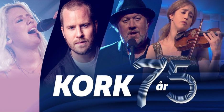 KORK 75 år – NRK